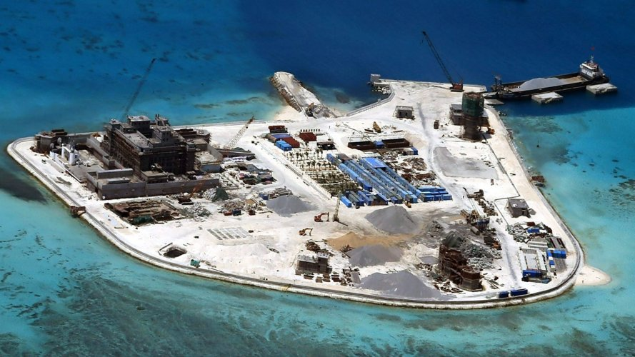China moves surface-to-air missile system to disputed island ...