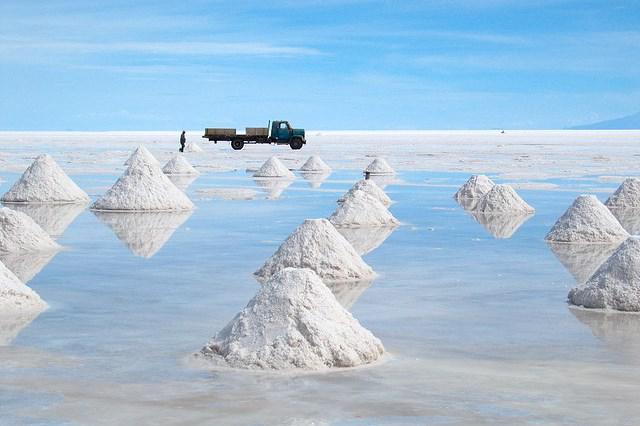 Mina de sal en Uyuni_0